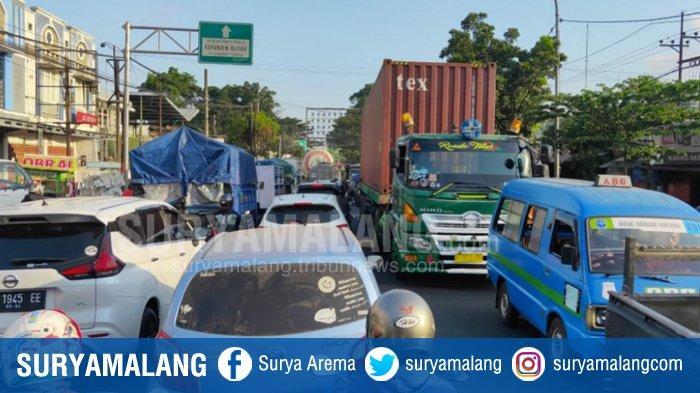 Delapan Persimpangan di Kota Malang Akan Dilengkapi ATCS, Anggarannya Rp 10,8 Miliar