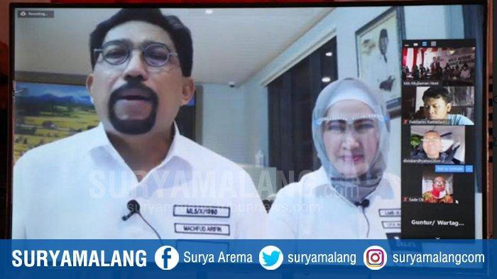 Machfud Arifin Beber Status dan Kronologisnya Kondisinya, Minta Warga Tak Anggap Remeh Covid-19