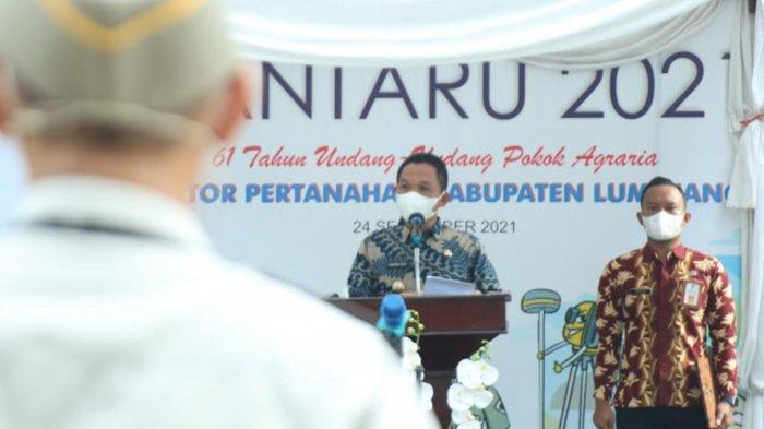 Berantas Mafia Tanah, Bupati Thoriqul Haq akan Pecat ASN Pemkab Lumajang Jika Ada yang Terlibat