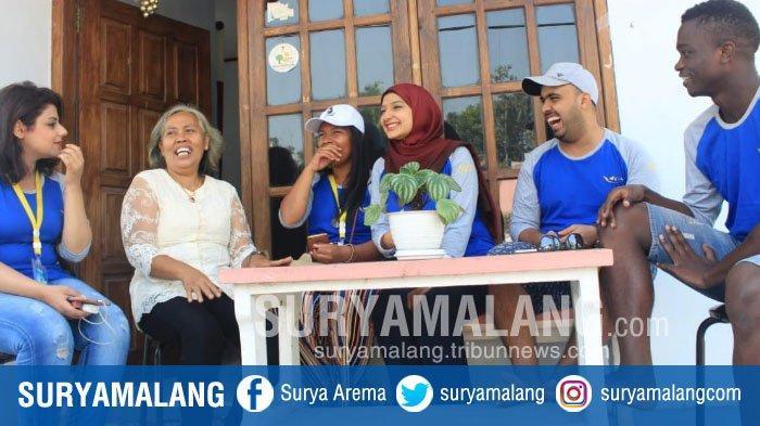 Mengintip Griya Ngaso di Desa Peniwen, Kabupaten Malang