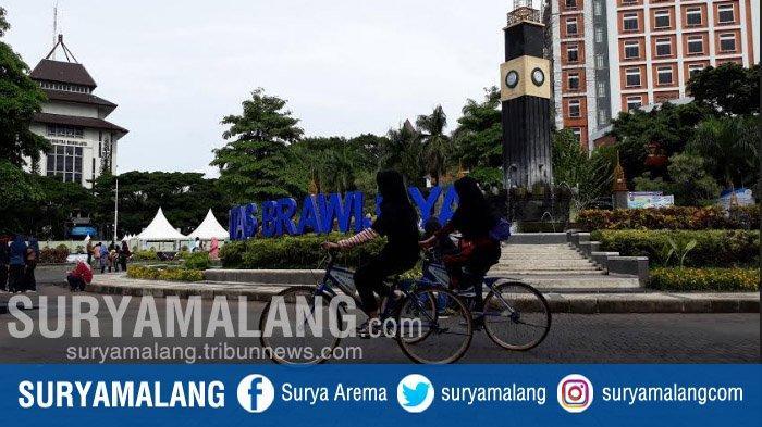 Car Free Day (CFD) di Universitas Brawijaya (UB) Demi Dukung Green Campus