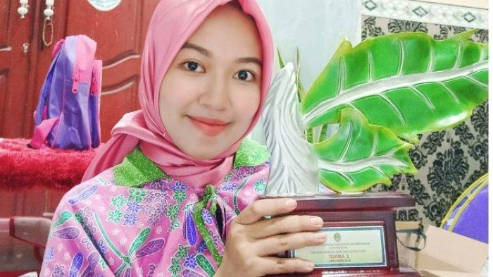 ProfilYudintya Aisyah Ermandy: Dapat Kesempatan Belajar Menulis Lingkungan