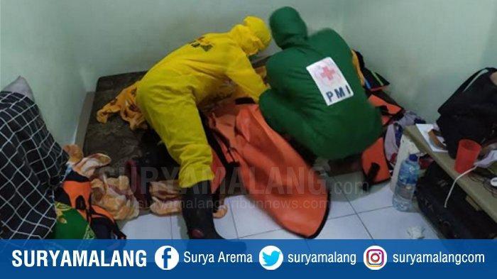 Seorang Mahasiswa Ditemukan Meninggal di Rumah Kontrakannya di Merjosari Malang, Rahangnya Bengkak