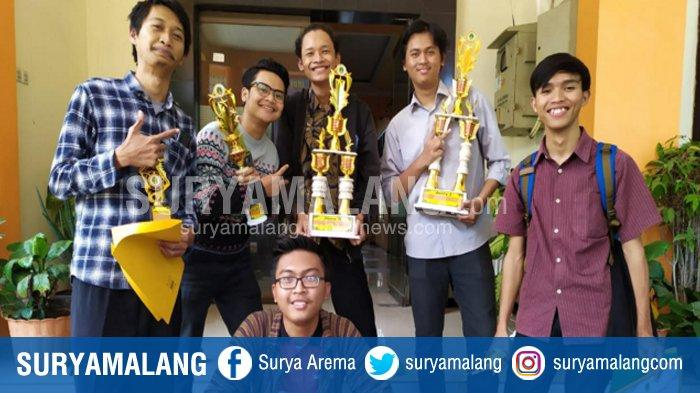 Empat Mahasiswa Teknik Arsitektur ITN Malang Raih Kemenangan di Lomba Desain Gapura Pasuruan
