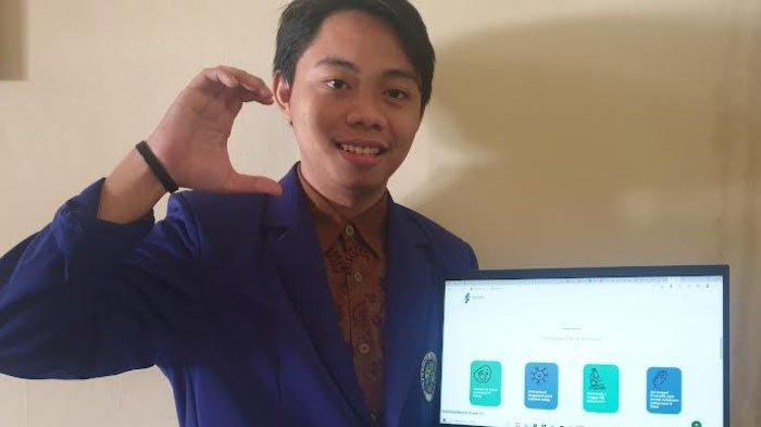 Mahasiswa UM Masuk Final Lomba Inovasi Digital Mahasiswa Lewat Cell Space
