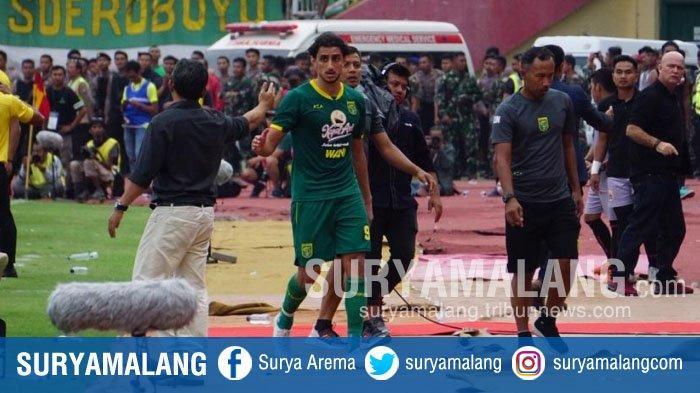 Gelandang Persebaya, Mahmoud Eid Anggap Lanjutan Liga 1 2020 Bakal Membosankan
