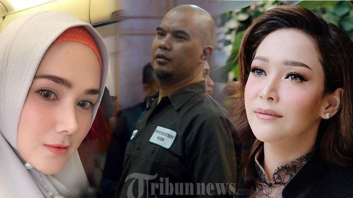 Maia Estiany Bocorkan Momen Pernikahan Ahmad Dhani & Mulan Jameela 10 Tahun Lalu, Ada Al El dan Dul