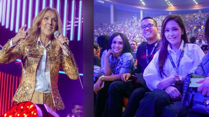 Maia Estianty & Yuni Shara Naik Ojek demi Konser Celine Dion, Cara Pulangnya Bikin Ngakak