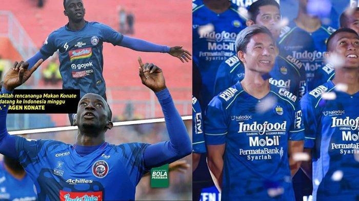 Seusai dari Arema FC, Makan Konate Ternyata Mau ke Persib Bandung, Ini Kronologi Batal Kontrak