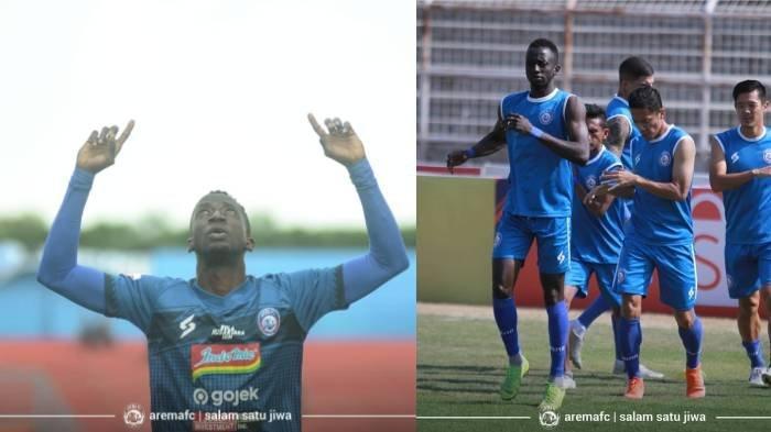 Seusai Tinggalkan Arema FC, Makan Konate Belum Tanda Tangan Kontrak dengan Klub Lain