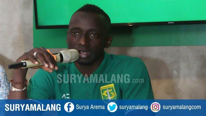 Makan Konate dan Mahmoud Eid Akan Debut Bersama Bajol Ijo di Laga Uji Coba Persebaya vs Sabah FA