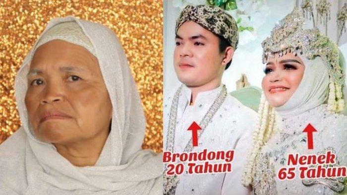 Make Up Nenek 65 Tahun saat Nikahi Brondong 20 Tahun Bikin Pangling, Lihat Bedanya, Glowing Banget