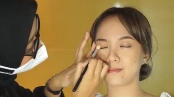 Makeup Korean Look ala K-Drama True Beauty, TipsCantik 'Ngampus' di Rumah Saja