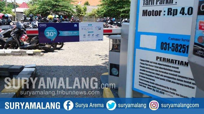 Parkir Mal di Surabaya Tak Ribet Soal Bayar Atau Tunggu Uang Kembalian