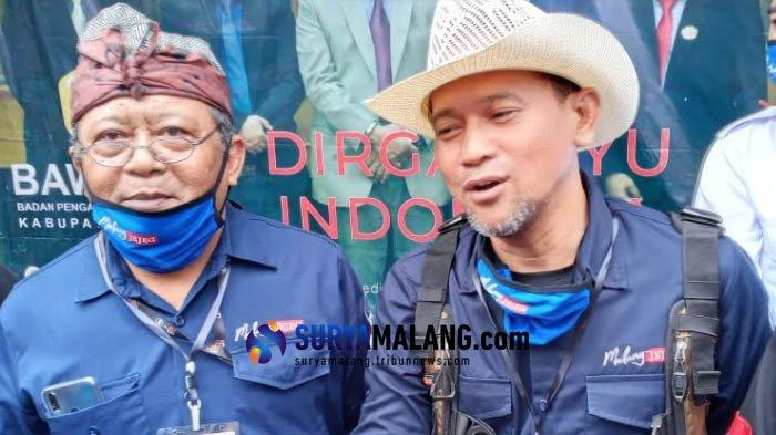 Lapor ke DKPP, Tim Malang Jejeg Sebut KPU Kabupaten Malang Tak Profesional