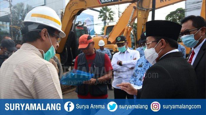 Macet Imbas Penutupan Jalan di Kayutangan, Wali Kota Malang Juga Sambat, Tak Dapat Informasi