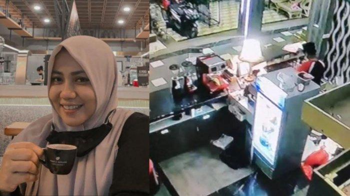 Mama Muda Pemilik Kafe di Bangkalan Dapat Kejutan Maling Aneh Saat Ulang Tahun, Polisi Juga Bingung