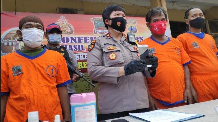 Maling Kambuhan, Tertangkap Lagi Saat Beraksi Masuk ke Asrama Santri Ponpes Al Jihad Surabaya