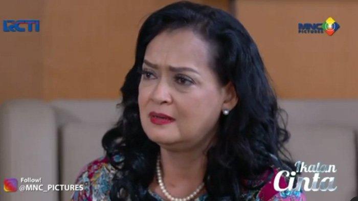 Mama Karina minta maaf ke Andin adegan sinetron Ikatan Cinta Jumat 9 Juli 2021