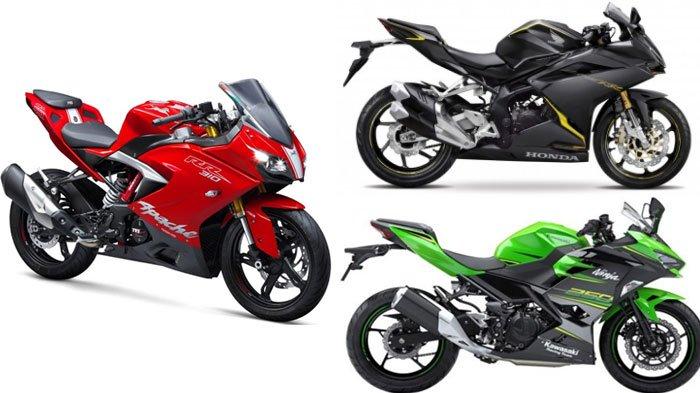 Inilah Penantang Honda CBR 250 dan Kawasaki All New Ninja, Harganya Lebih Murah!
