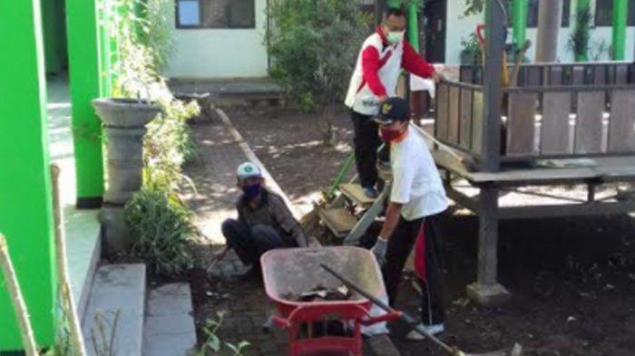 Bangunan Rusak Parah, MAN 2 Malang Tak Bisa Gelar Sekolah Tatap Muka