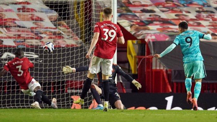 Manchester United Kalah dari Liverpool di Old Trafford, Juergen Klopp Patahkan Kutukan Old Trafford