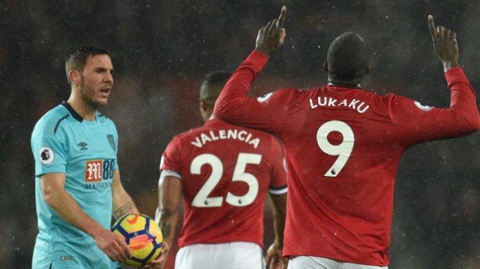 Hasil Akhir Manchester United Vs Bournemouth - Setan Merah Jaga Jarak dengan Chelsea