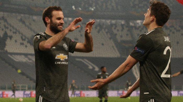 Hasil Liga Europa 2020-2021 Manchester United Menang Telak atas Real Sociedad Skor 4-0, Tak Pantas?