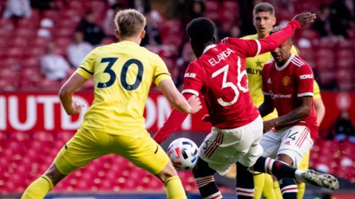 Manchester UnitedHanya Bermain Imbang Melawan Tim Promosi Brentford di Laga Pra Musim, Kutukan ?