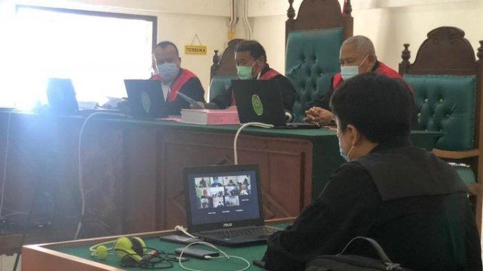 Terjerat Kasus Narkoba, Doni Timur Mantan Anggota DPRD Kota Palembang Divonis Hukuman Mati