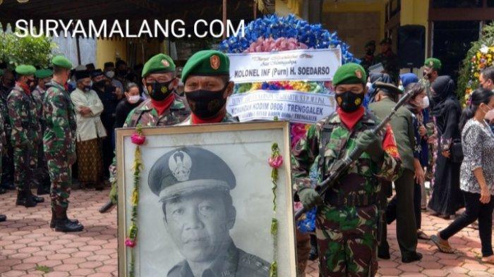Sosok Kolonel Purn Soedarso, Mantan Bupati Trenggalek yang Meninggal Hari Ini