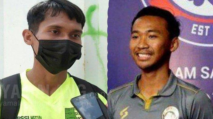 Mantan Pemain Arema FC, Hendro Siswanto dan Nurdiansyah, Resmi Bela Borneo FC
