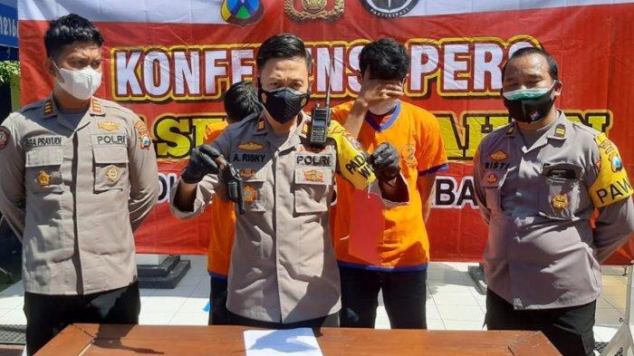 Mantan Polisi Surabaya Nekat Curi Motor, Pengakuannya Butuh Duit Buat Bayar Cicilan Rumah