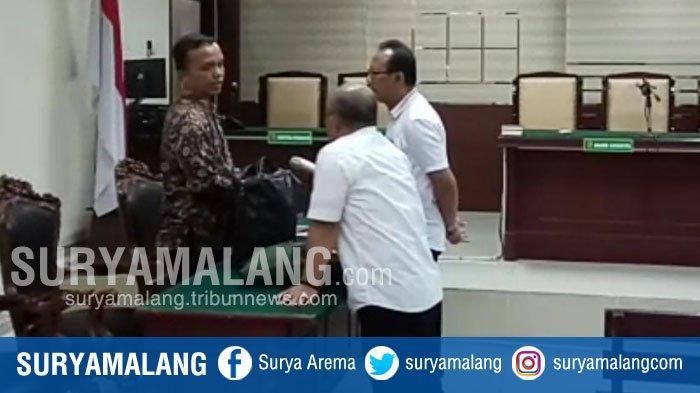 Suap Anggota DPRD, Sekda Kota Malang 2015, Cipto Wiyono Divonis 3 Tahun Penjara & Denda Rp 200 Juta