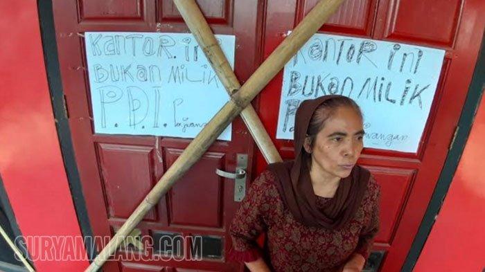 Megawati Tunjuk Plt Wali Kota Pasuruan Jadi Ketua DPC PDIP, Luluk Ancam Ambil Alih Kantor Partai