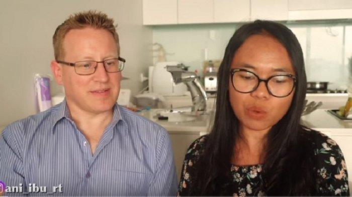 Mantan TKW Asal Blitar Menikah dengan Cowok Bule Swiss, Perjuangan di Masa Lalu Berbuah di Masa Kini