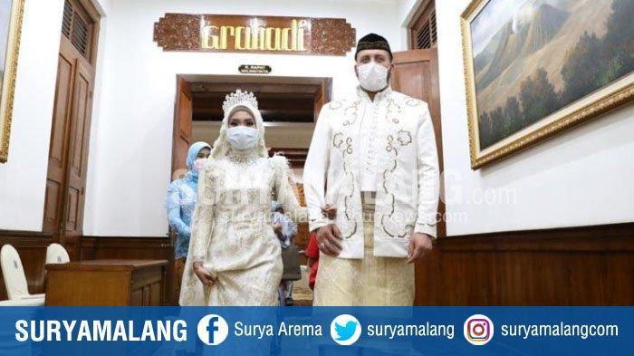 Apresiasi Khusus Gubernur Jatim Bagi Pasangan Pengantin yang Rela Tunda Resepsi, Lawan Virus Corona