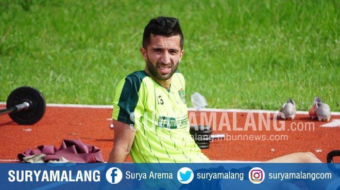 Nasib Eks Persebaya Surabaya, Manuchekhr Dzhalilov Seusai Hijrah ke Liga Tajikistan