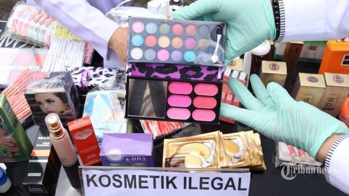 Download Daftar Lengkap Kosmetik Berbahaya Versi BPOM Terbaru, Ada 113 Produk yang Ditarik