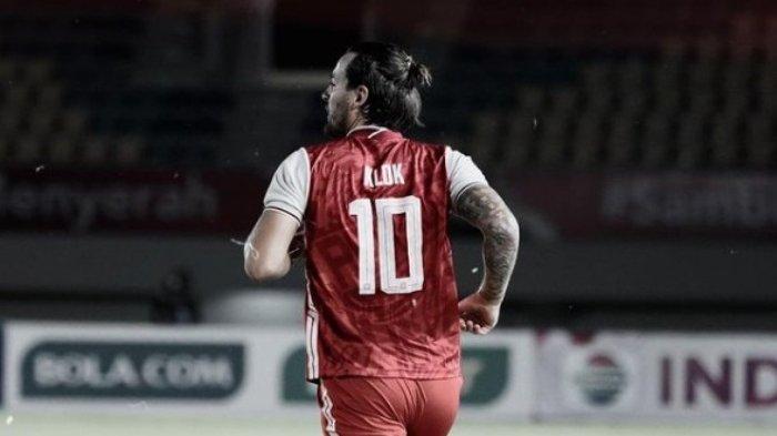 Tinggalkan Persija, Marc Klok Menuju Arema FC? Juragan 99 Sampai Minta Masukan ke Iwan Budianto
