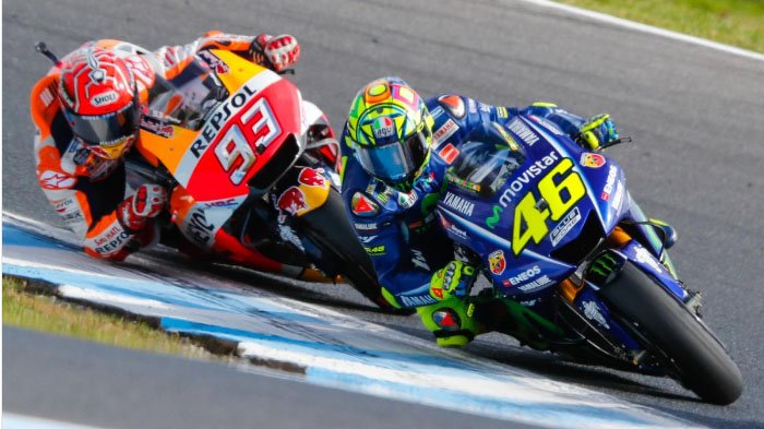 Jadwal Tayang MotoGP 2019 Seri Australia Siang Ini Live di TRANS7 dan Live Streaming Fox Sports