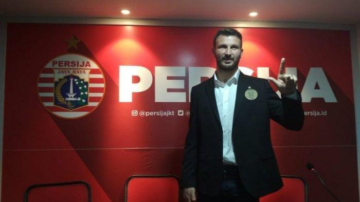 Marco Motta Cedera di Laga Terakhir Grup B Piala Menpora 2021 Persija Jakarta Vs Bhayangkara Solo FC