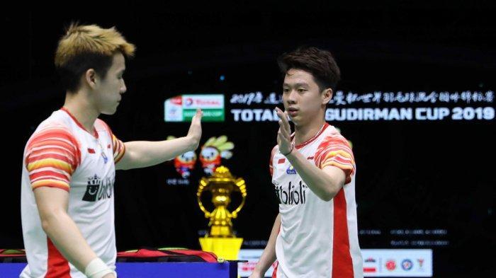 Indonesia Tersingkir dari Ajang Badminton Piala Sudirman 2019, Kemenangan Minions Tak Berarti
