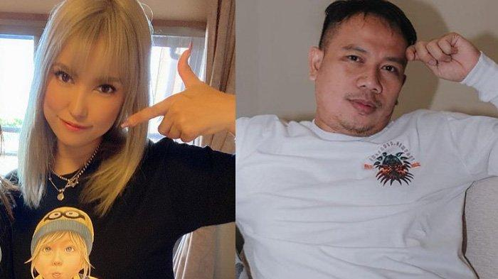 Aksi Maria Ozawa Ketik Nama Pria Indonesia Paling Perkasa di Google yang Muncul Nama Vicky Prasetyo