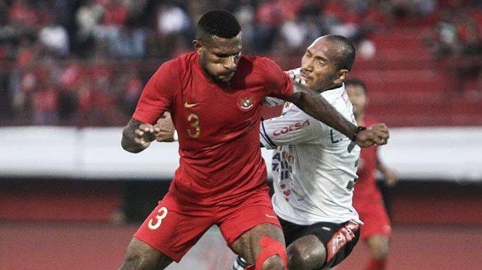 Kritikan Bagi Insiden Kartu Merah Marinus Wanewar di Akhir Laga Timnas U-23 Indonesia Vs Vietnam