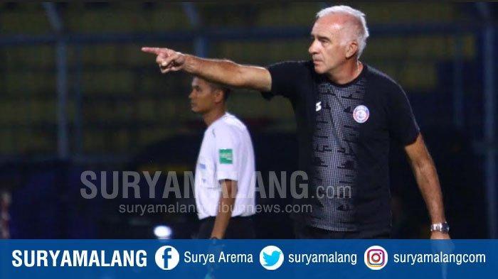 Arema dan Borneo Diduga Terlibat Tukar Pelatih, Bagaimana Kelanjutan Nasib Mario Gomez dan Tavares?