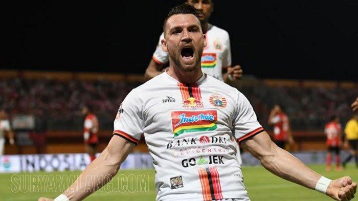 Madura United Vs Persija - Dua Gol Marko Simic Tahan Imbang Tuan Rumah, Skor Akhir 2-2