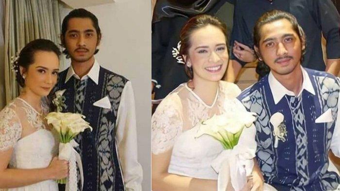 Potret pernikahan Arya Saloka dan Putri Anne