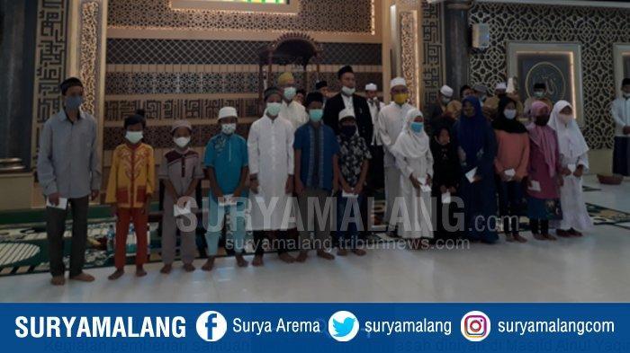 Masjid Ainul Yaqin Unisma Dilengkapi Madin dan Kajian Kontemporer