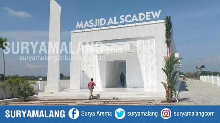 Penampakan Masjid Al Scadew di Madiun, Inilah Masjid yang Dibangun Penyanyi Sisca Dewi
